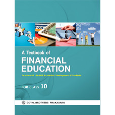 A Textbook of Financial Education For Class 10