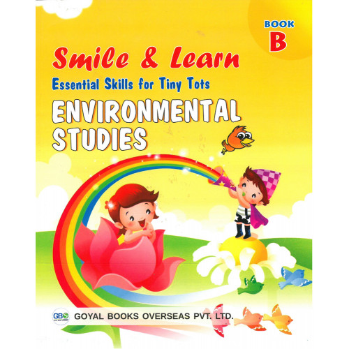 Smile And Learn Environmental Studies Book  B