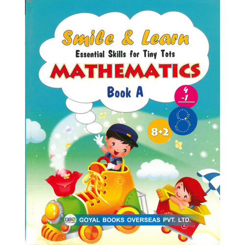 Smile And Learn Mathematics Book A