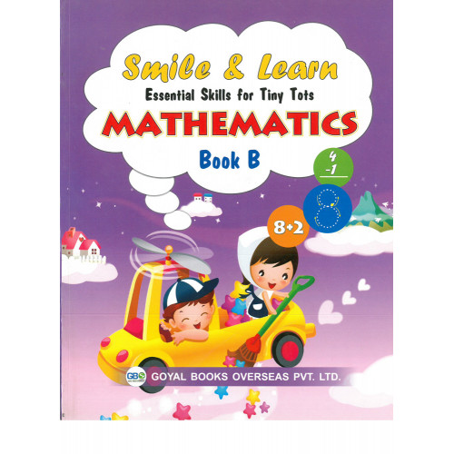 Smile And Learn Mathematics Book B