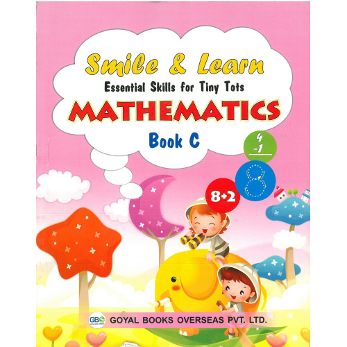 Smile And Learn Mathematics Book C