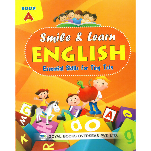 Smile And Learn English Book A