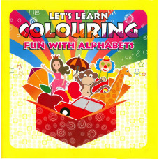 Lets Learn Colouring Fun With Alphabet