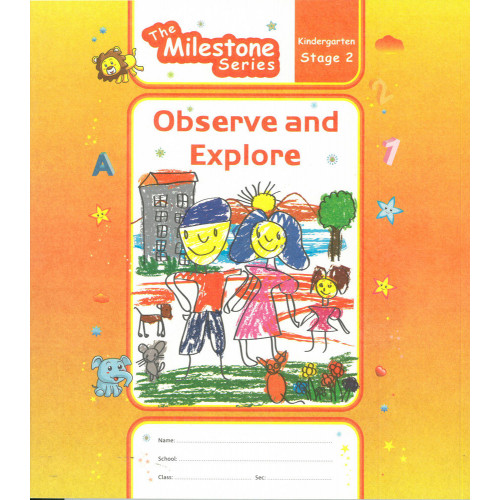 GEMS: Observe And Explore (Stages 2)