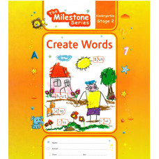 GEMS: Create Words (Stages 2)