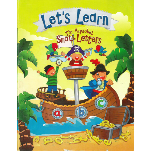 Lets Learn Small Letter