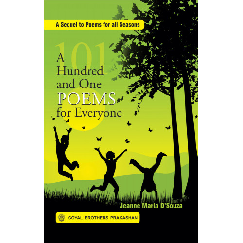 A Hundred and One Poems For Everyone For Class XII