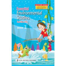 Essential Environmental Studies For ICSE Schools Teachers Resource Book 1