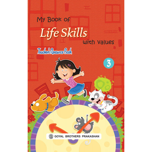 My Book Of Life Skills With Values Teachers Resource Book 3