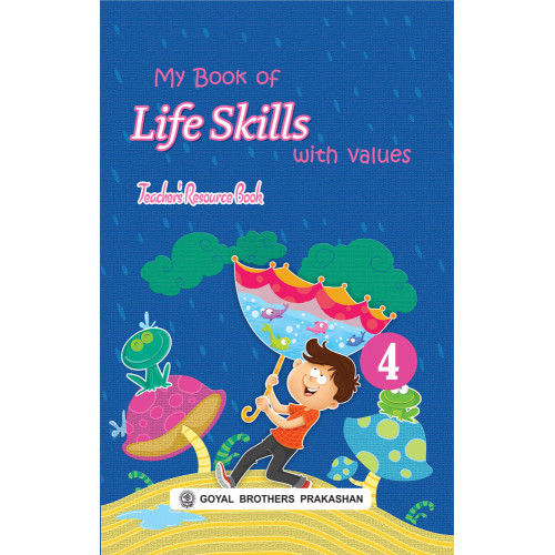 My Book Of Life Skills With Values Teachers Resource Book 4