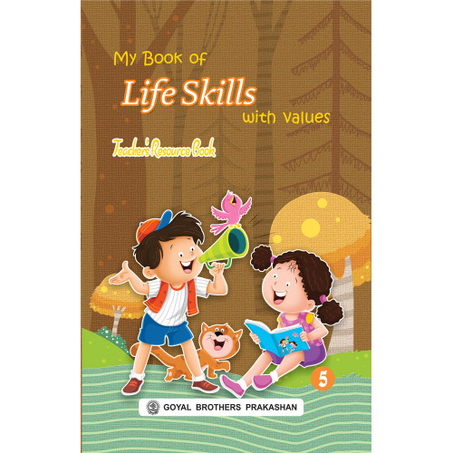 My Book Of Life Skills With Values Teachers Resource Book 5