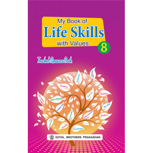 My Book Of Life Skills With Values Teachers Resource Book 8