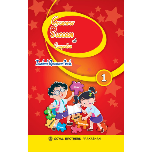 Grammar Success With Composition Teachers Resource Book 1