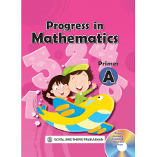 Progress In Mathematics Book A (With CD)