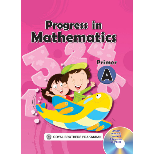 Progress In Mathematics Book A (With Online Support)