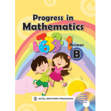 Progress In Mathematics Book B (With CD)