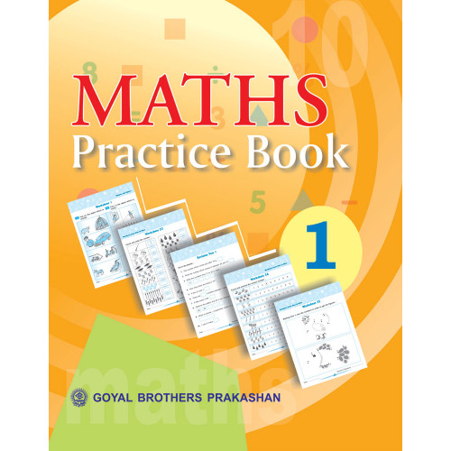 Maths Practice Book 1