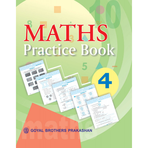 Maths Practice Book 4