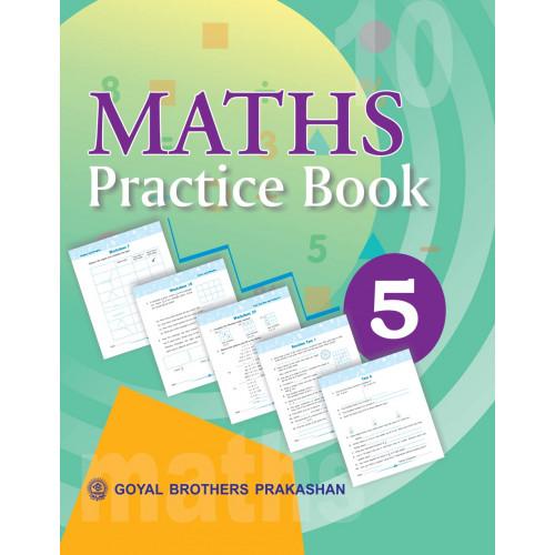 Maths Practice Book 5