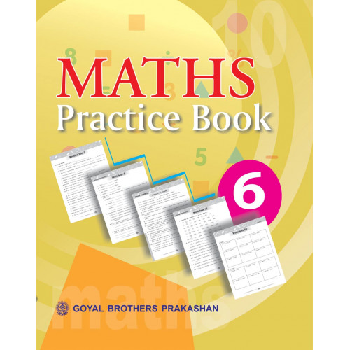 Maths Practice Book 6