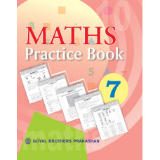 Maths Practice Book 7