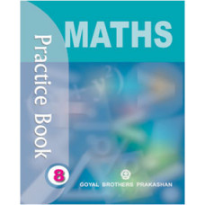 Maths Practice Book 8
