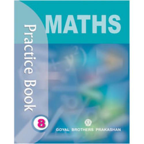 Maths Practice Book 8