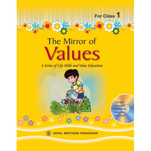 The Mirror Of Values Book 1 (With Online Support)