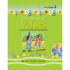 The Mirror Of Values Book 2 (With CD)