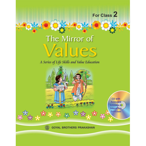 The Mirror Of Values Book 2 (With Online Support)