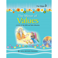 The Mirror Of Values Book 3 (With CD)