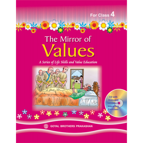 The Mirror Of Values Book 4 (With Online Support)