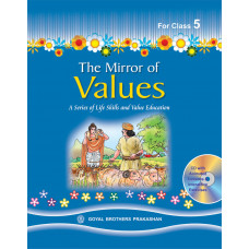The Mirror Of Values Book 5 (With CD)