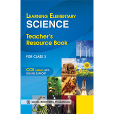 Learning Elementary Science Teachers Resource For Class 3