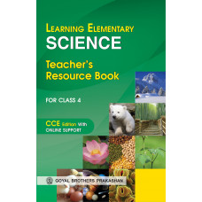 Learning Elementary Science Teachers Resource For Class 4
