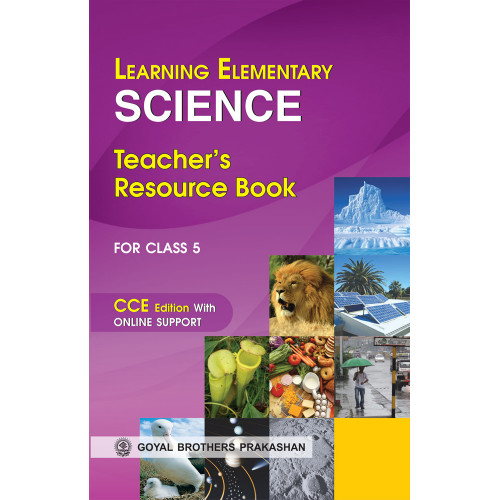 Learning Elementary Science Teachers Resource For Class 5