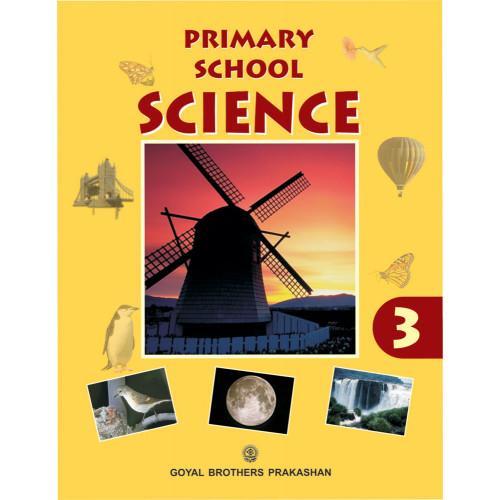 Primary School Science Book 3