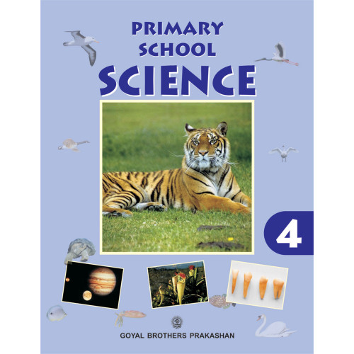 Primary School Science Book 4