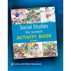 Social Studies For Juniors Activity Book 1