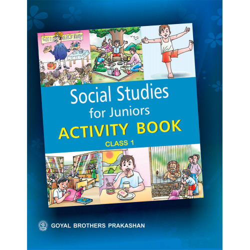Social Studies For Juniors Activity Book 1
