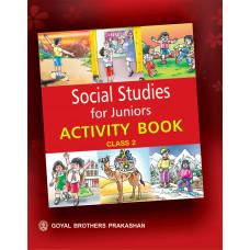 Social Studies For Juniors Activity Book 2