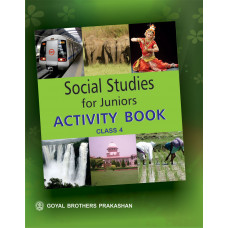 Social Studies For Juniors Activity Book 4