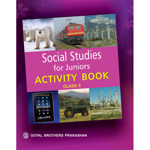 Social Studies For Juniors Activity Book 5