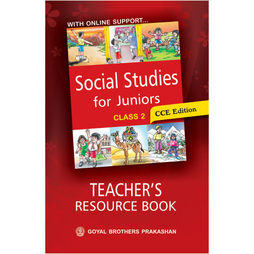 Social Studies For Juniors Teachers Resource Book For Class 2