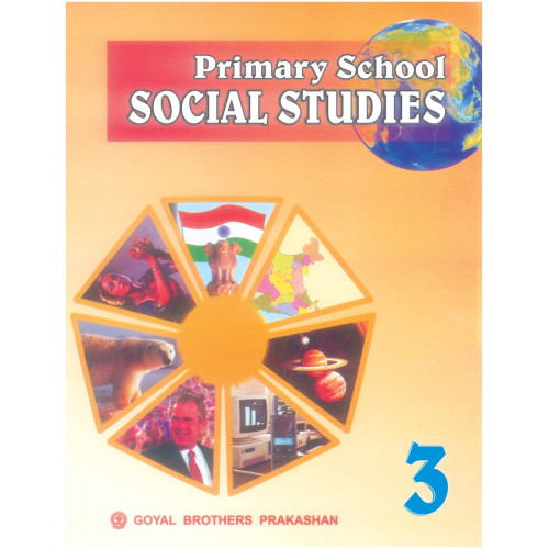 Primary School Social Studies Book 3