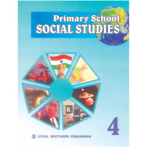 Primary School Social Studies Book 4