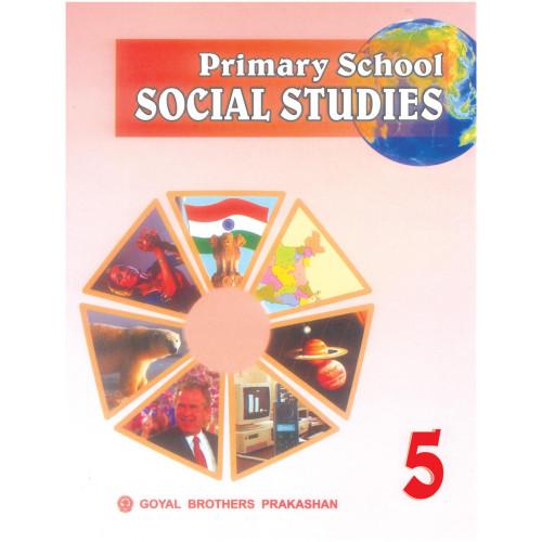 Primary School Social Studies Book 5