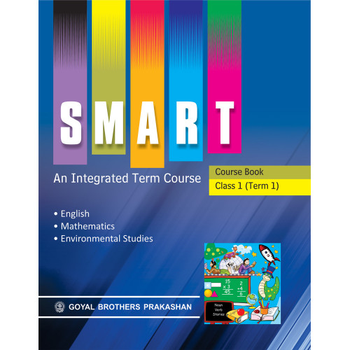 Smart An Integrated Term Course Book For Class 1 (Term 1)