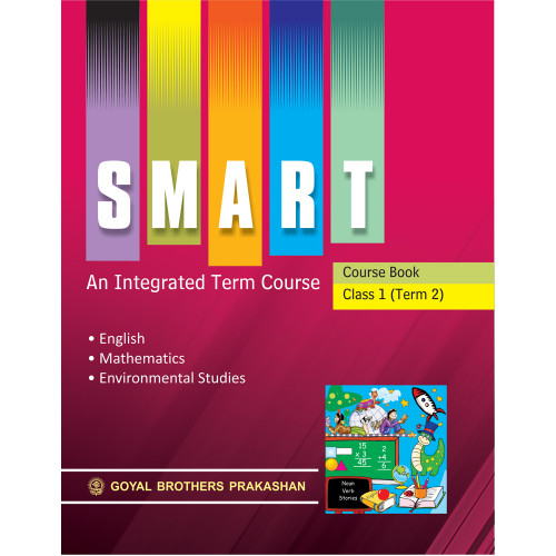 Smart An Integrated Term Course Book For Class 2 (Term 1)