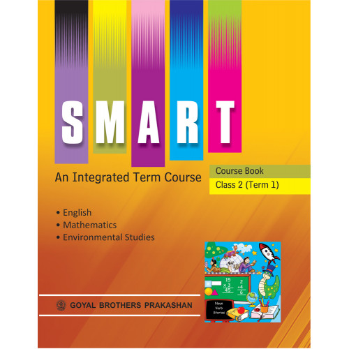 Smart An Integrated Term Course Book For Class 4 (Term 1)